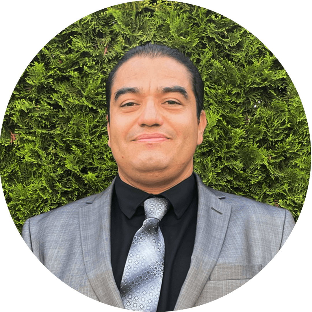 Carlos Grijalva shares his story of ALPC Abundant Life Pentecostal Church