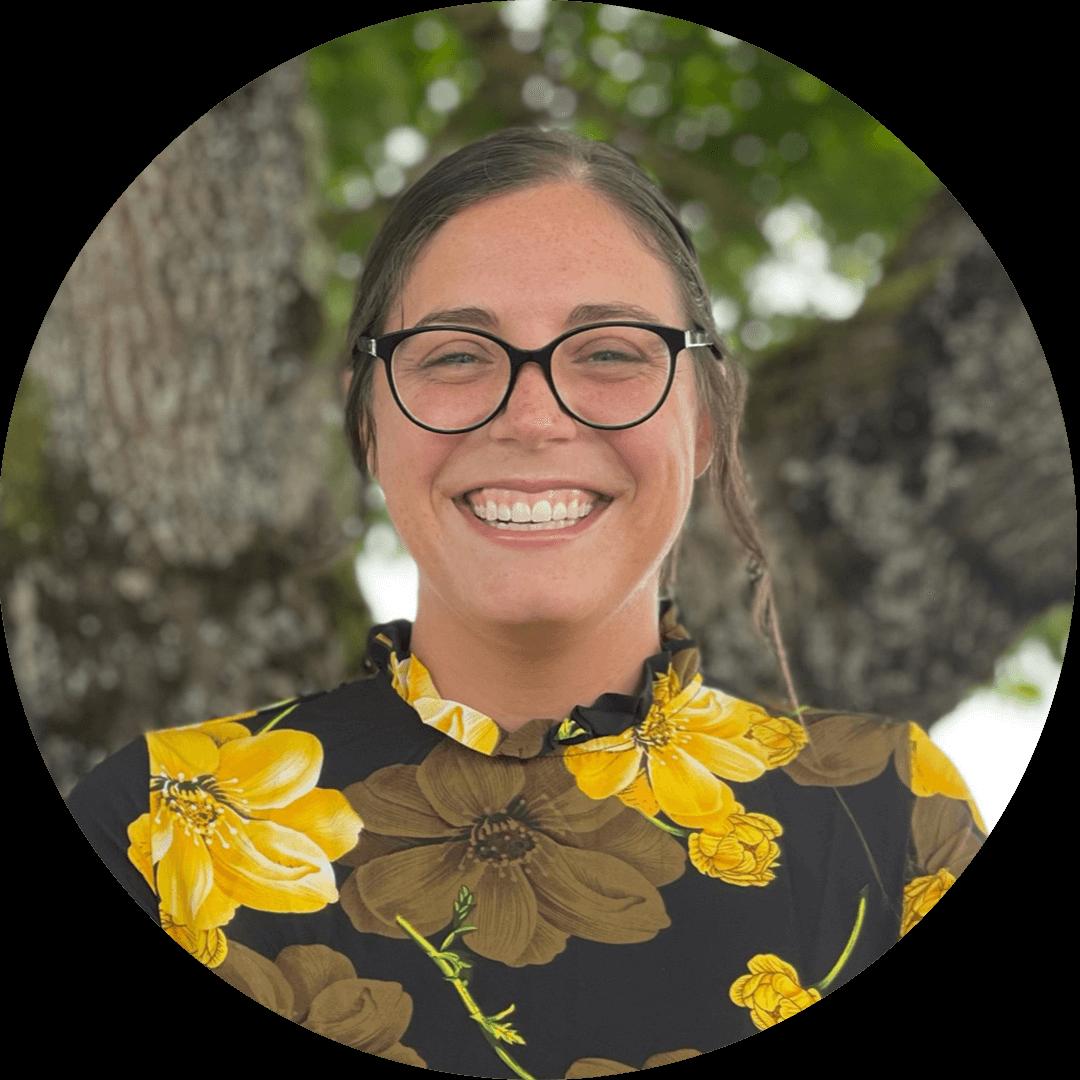 Jalyn Halstead shares her story of ALPC Abundant Life Pentecostal Church