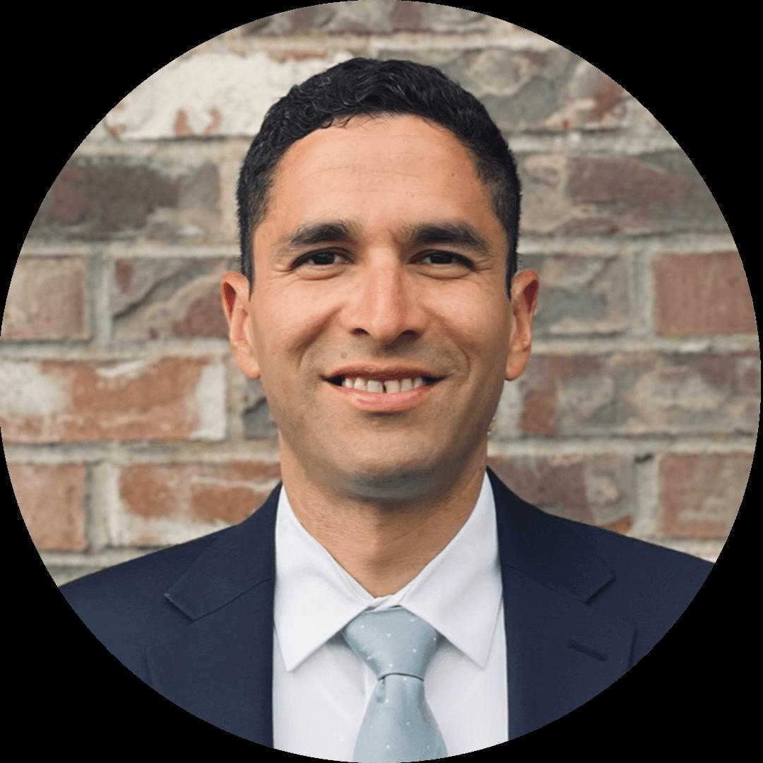 Frankie Lopez shares his story of ALPC Abundant Life Pentecostal Church