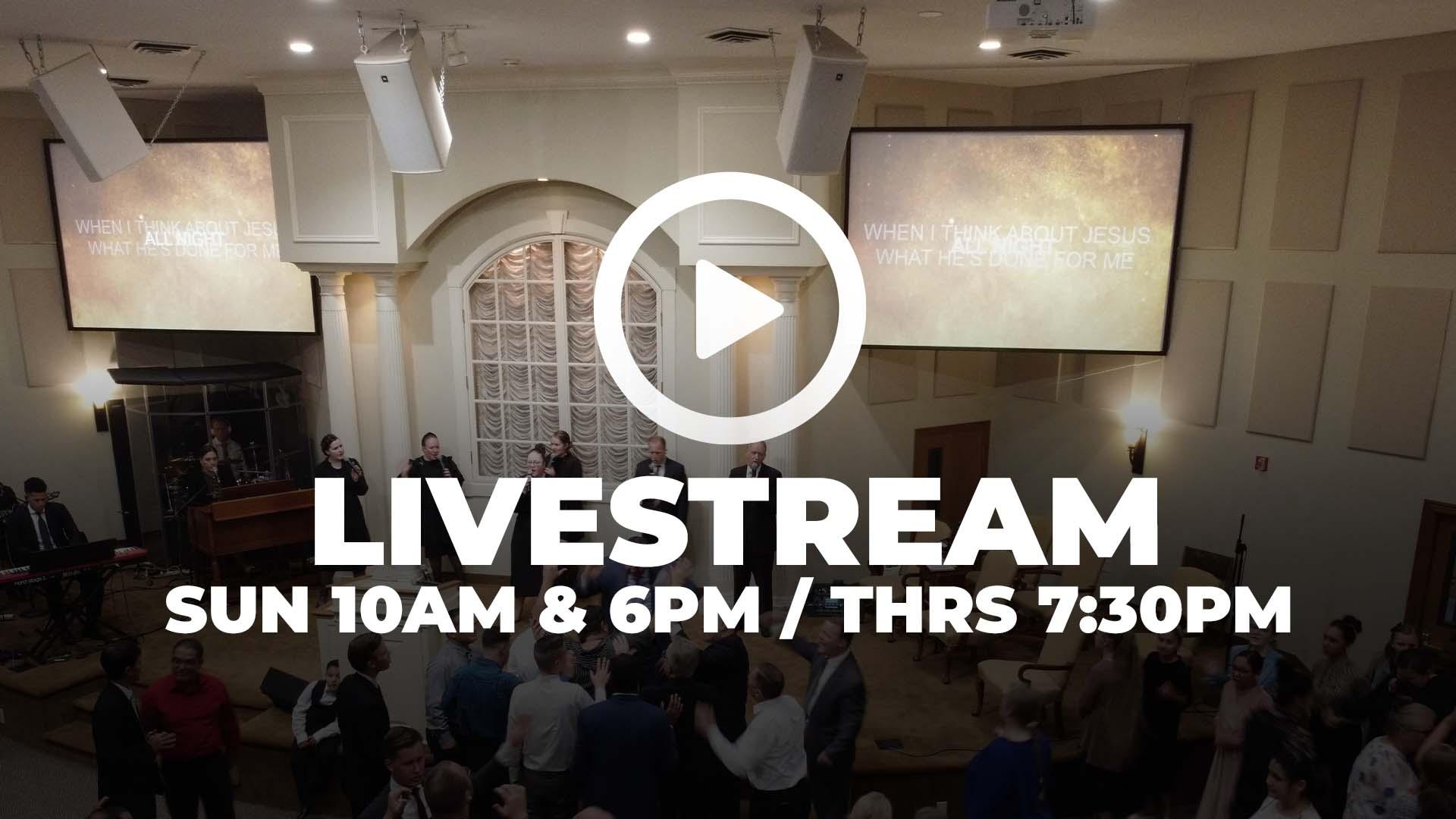 ALPC McMinnville Oregon Church Livestream Video Sermon Library Archive