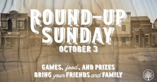 Join us for Round-Up Sunday on October 3rd at 10:00 AM.  Bring your friends and family for food, games, fun, and fellowship!   Call your bus captain or DM @yulitzarogel_lopez or @abundant_life_mcminnville for more information.  #mcminnvilleoregon  #roundupsunday  #apostolic  #pentecostal  #church  #sundayschool  #outreach  #busministry