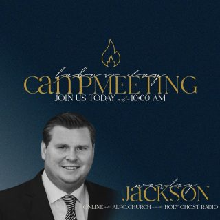 This morning Reverend Wesley Jackson will be bringing us the word at 10:00 AM PST.  Join us online at alpc.church or on Facebook.  #ldcm21  #alpc  #abundantlife  #apostolic  #pentecostal  #laborday #campmeeting  #mcminnvilleoregon